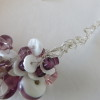 Purple and Pink Necklace