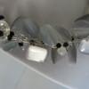Silvery Grey Necklace