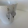 Silvery Grey Earrings