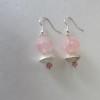 Pink Baubles Earrings