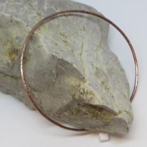 Copper Bangle Bracelet